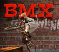 BMX Ramp Game