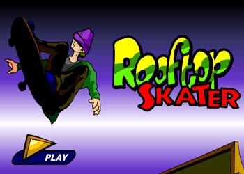 Rooftop Skater