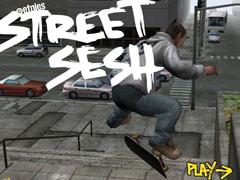 jeux de street sesh
