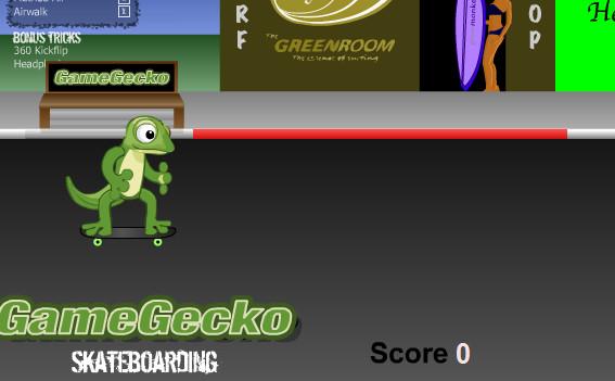 Skater Lizard